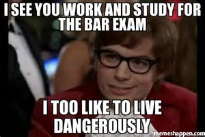 The Vermont Bar Exam – Ethical Grounds