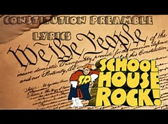 Schoolhouse Rock Preamble