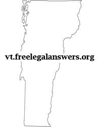 vt free legal answers