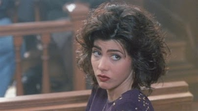 Celebrity Movies: March Bloodstones: Mona Lisa Vito in My Cousin Vinny