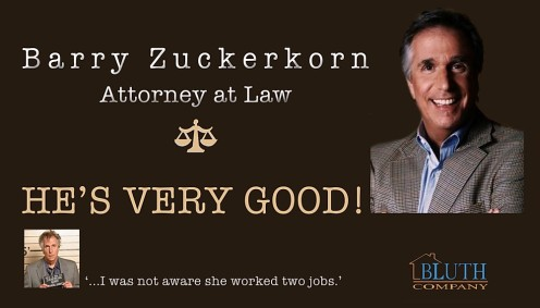 5 Life Lessons from Barry Zuckerkorn